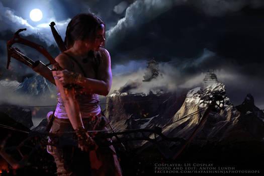 I hate tombs... Lara Croft - Tomb Raider