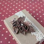 Hawthorn brooch