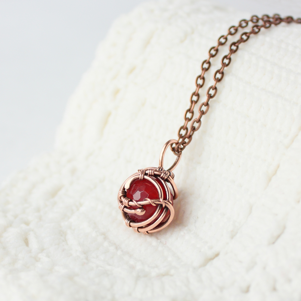 wire wrapping tutorial favourites by Kuroi-the-hedgewolf on DeviantArt