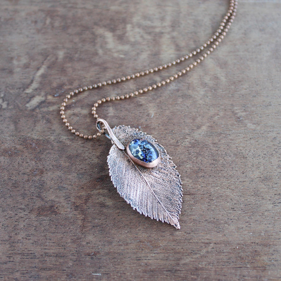 Natural Stone Necklace Designs