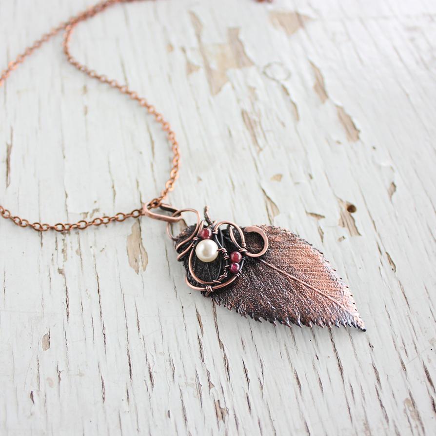 Fall jewelry by WhiteSquaw