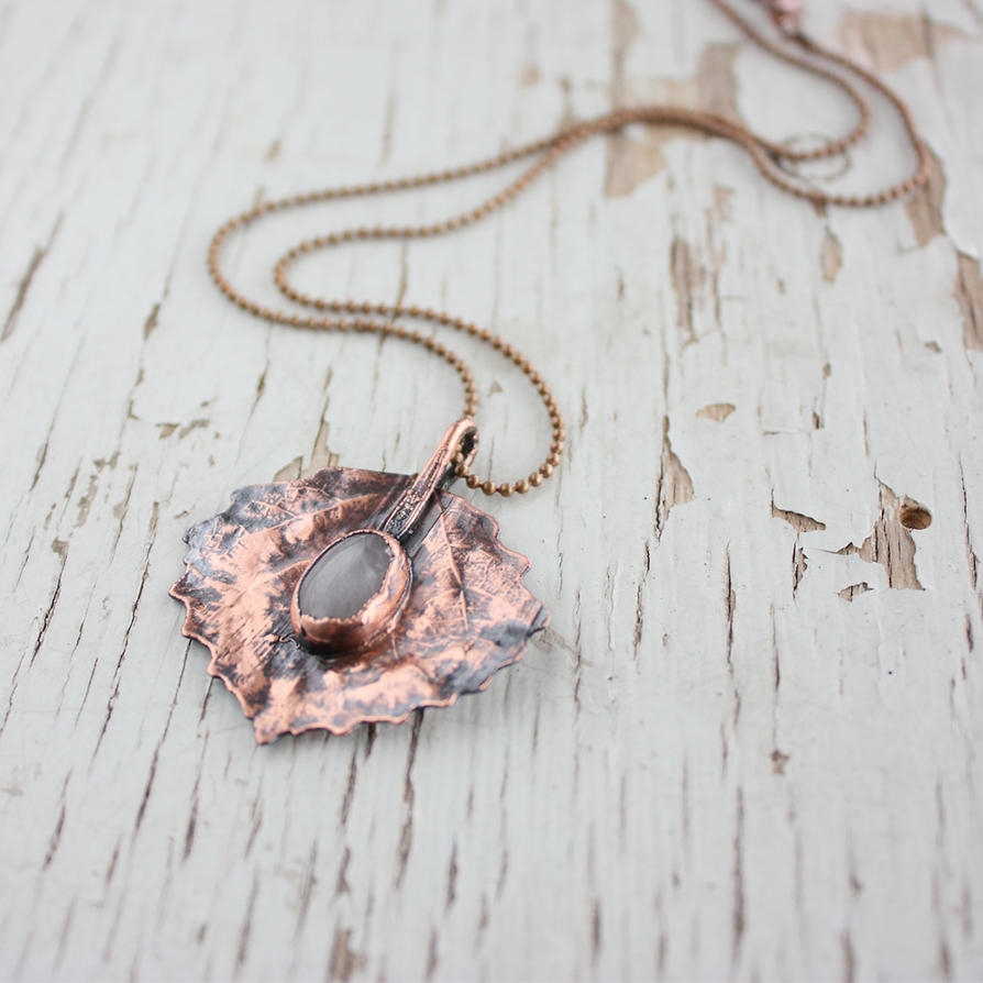Aspen necklace by WhiteSquaw