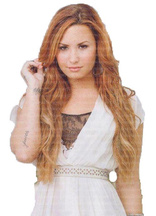 Demi Lovato png1 by Devapaola2000