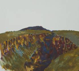 A study of LaLa Falls, Victoria by pheelix-dot-com