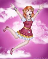 I can fly by AilwynRaydom