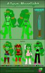 Ailwyn Moonlight Reference by AilwynRaydom