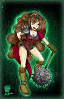 Iron Lady by AilwynRaydom