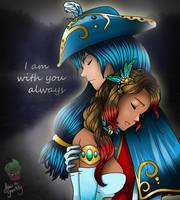 I am with you always by AilwynRaydom