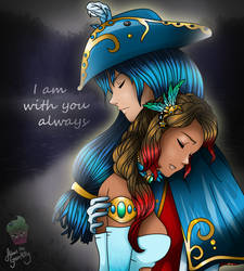 I am with you always by AilwynRaydom