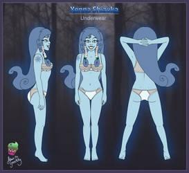 Xenna Shizuka Underwear Ref