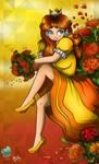 Daisy Marigold by AilwynRaydom