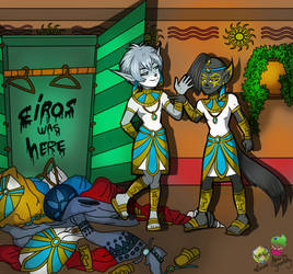 Eiros-was-here by AilwynRaydom