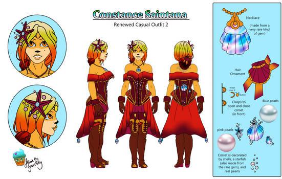 Constance-Saintana-Renewed Casual Outfit 2
