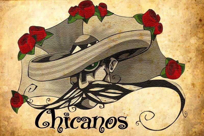Chicanos by Felipefr