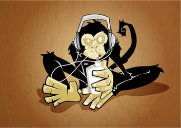 Macaco tambem pode by Felipefr