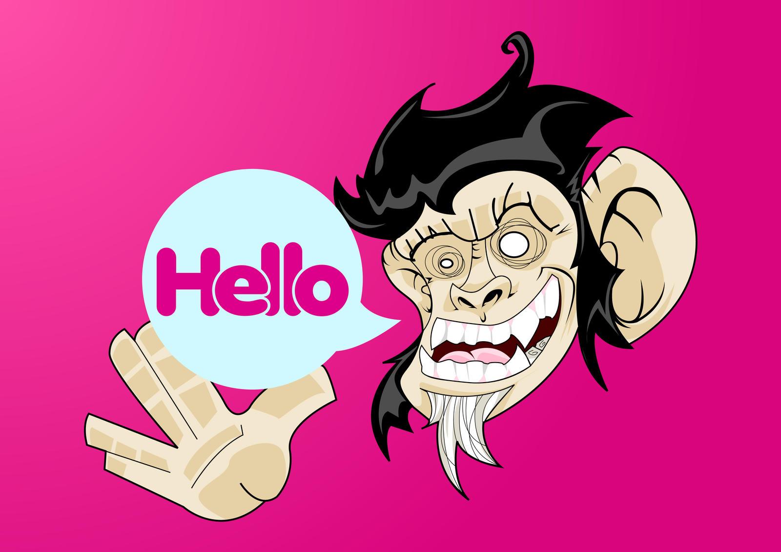 Helloo by Felipefr