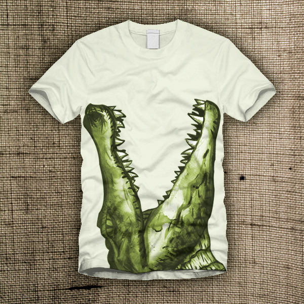 Bocao T-shirt by Felipefr