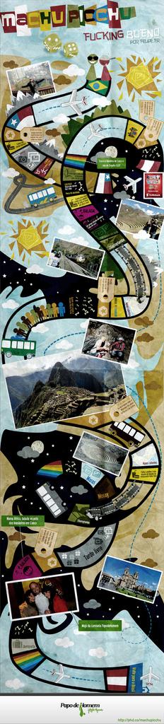 Machu fucking trip Picchu by Felipefr