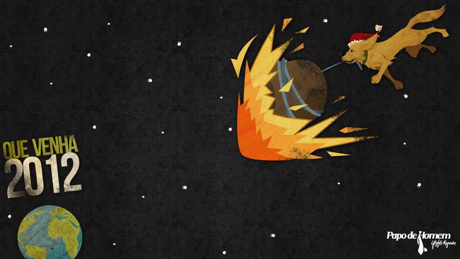 Que venha 2012 by Felipefr