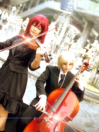 The Golden Rhythm by AsumiChan
