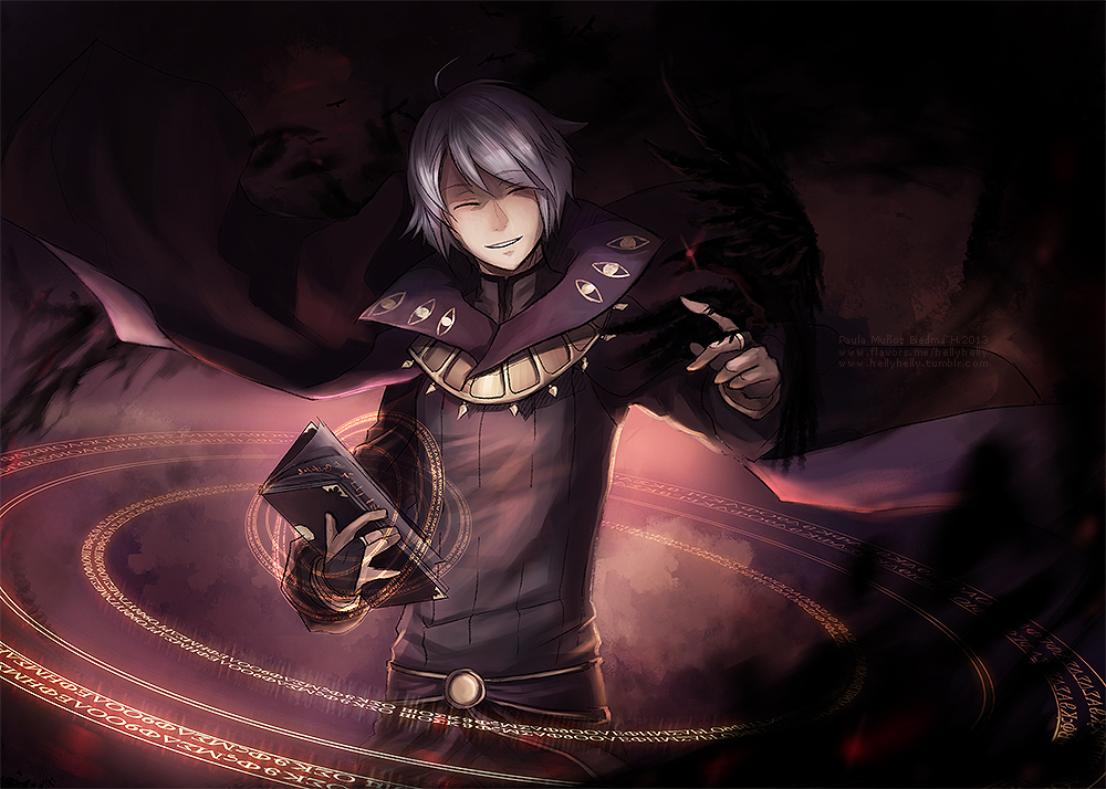 Henry by HellyonWhiteFire Emblem Awakening Wallpaper Henry