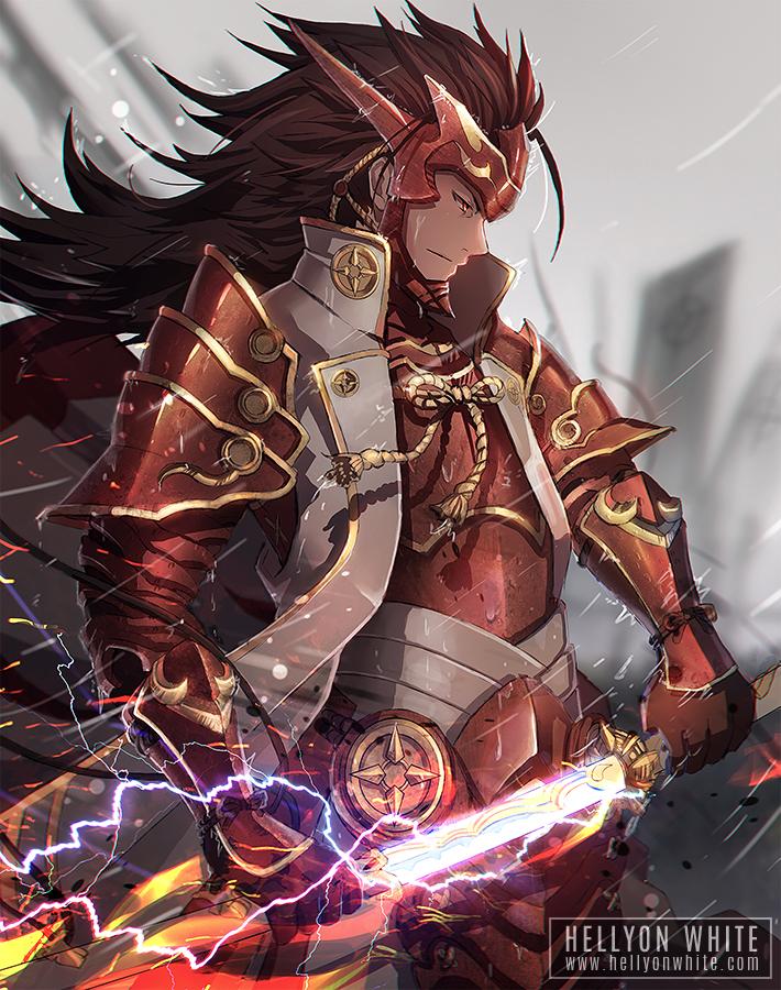 High prince of Hoshido