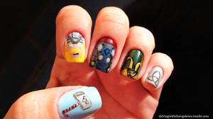 Thor nails