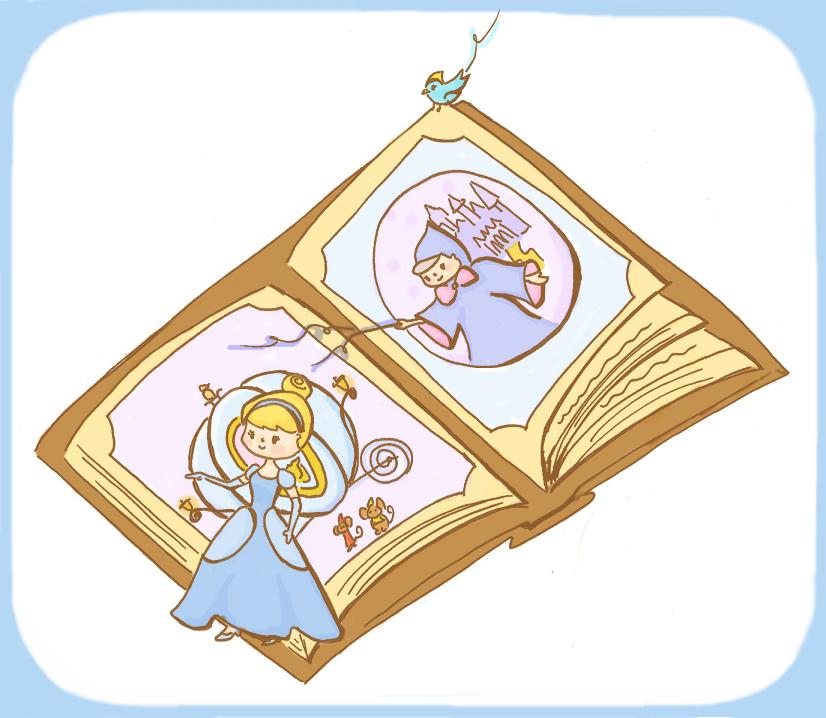 Cinderella by apple-apple
