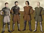 Clegane men at arms