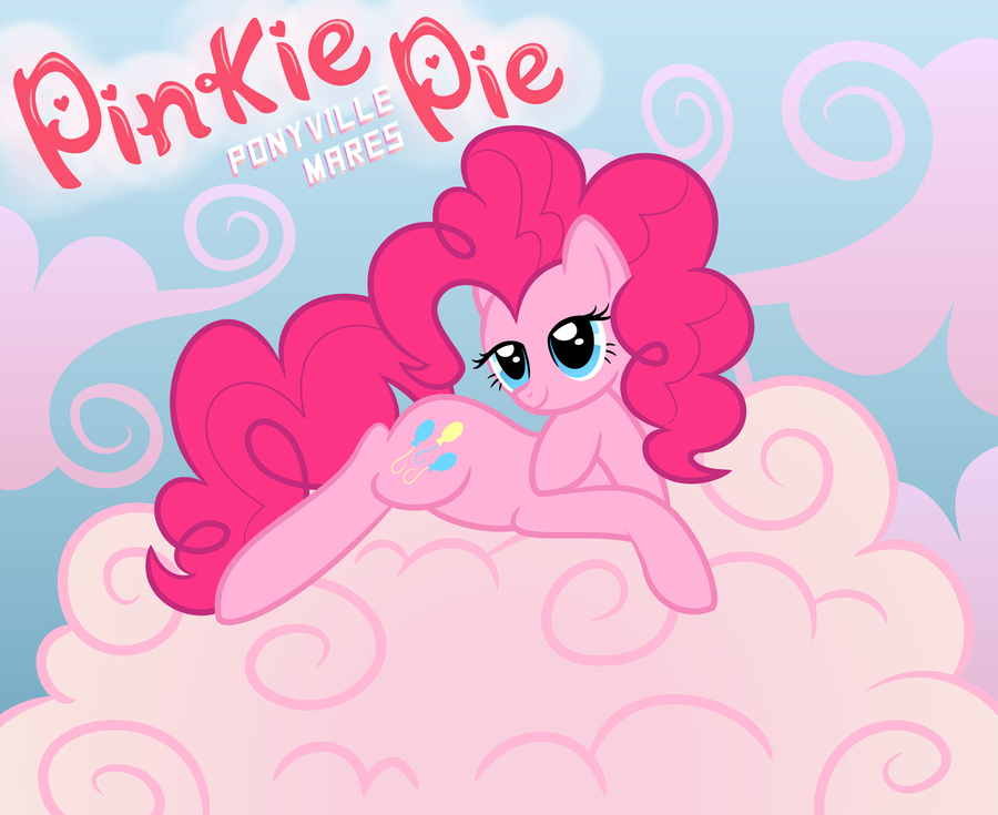 Pinkie Pie - Ponyville Mares by Faikie