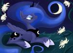 Luna and Night Blooming Cereus