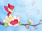 Blossoming Applebloom