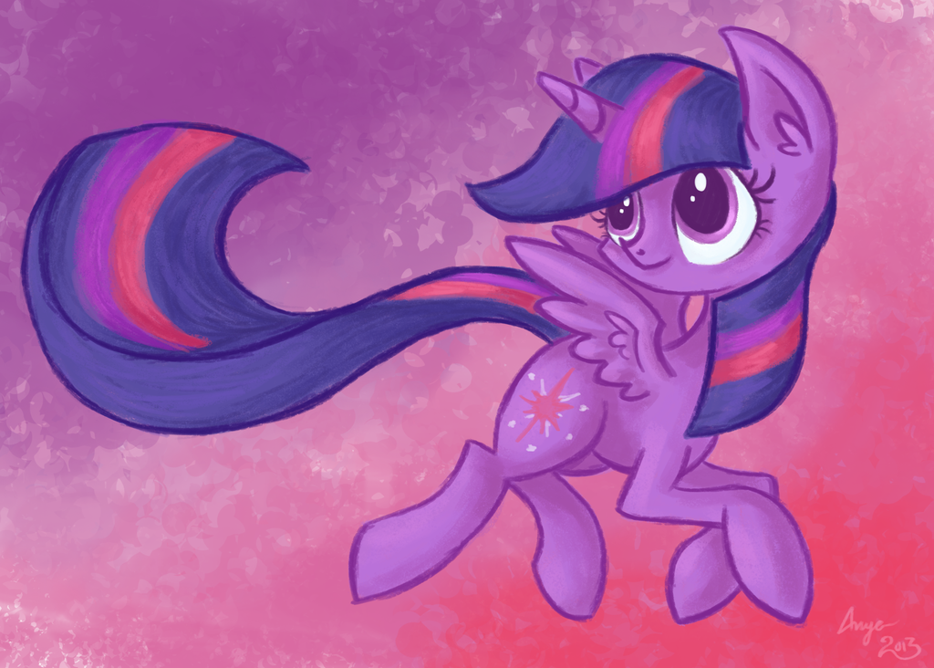 Twilight Sparkle by Faikie