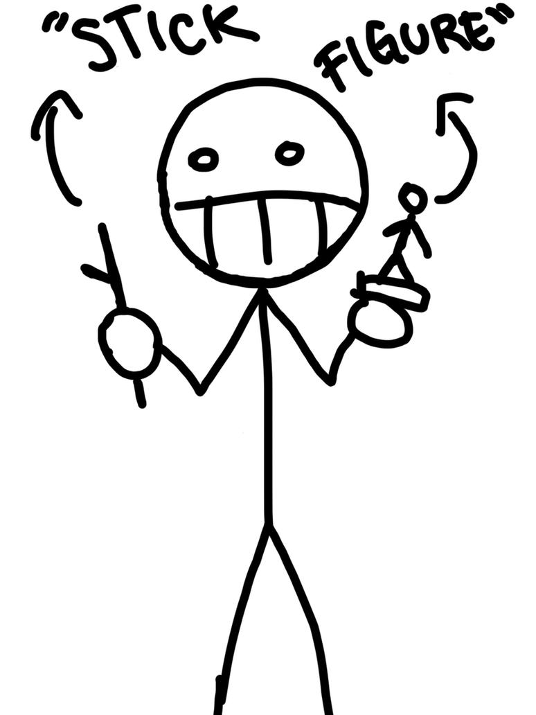 Stick figure by hiri kun stick 20figure