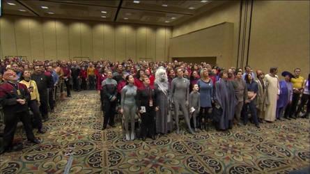 Star Trek Convention by trivto