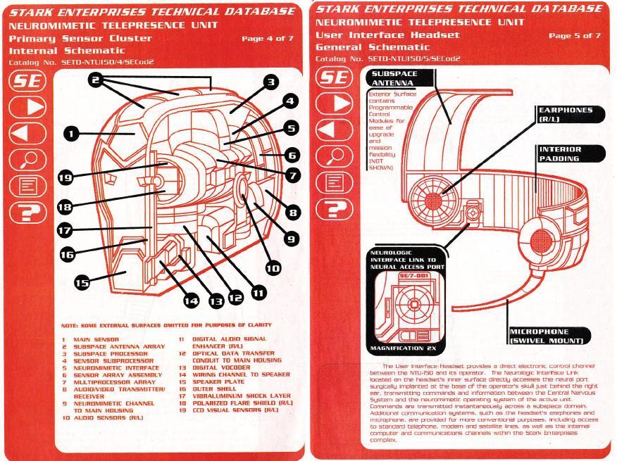1992 Iron Man Schematic Page 4