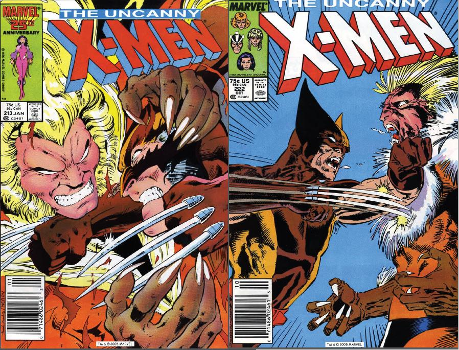 x men wolverine and sabre tooth relationship