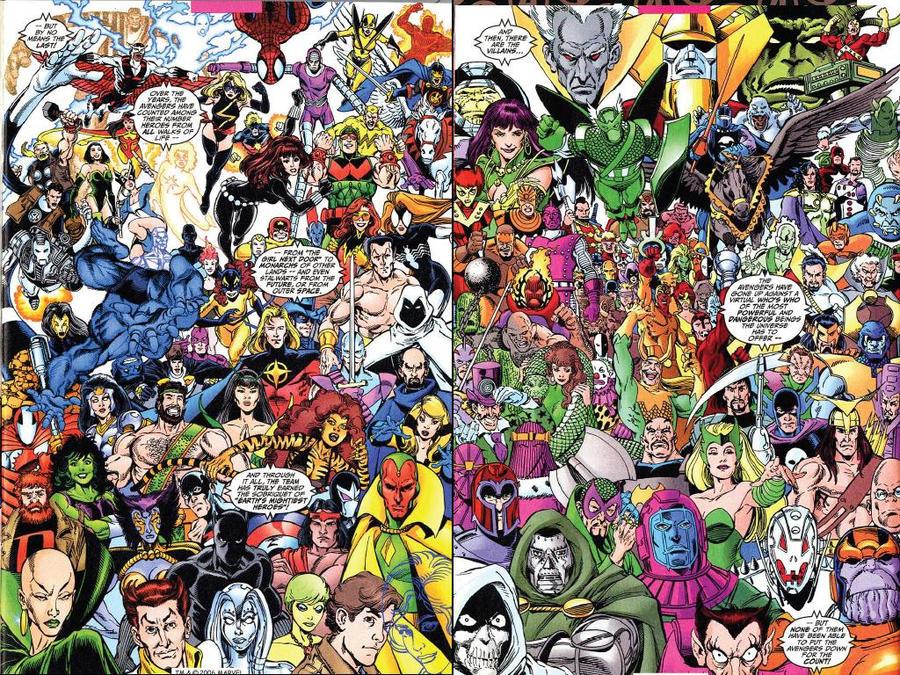 Avengers villains