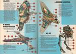 1997 Cutaways of Star Wars Vehicles