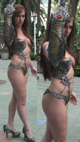 Witchblade or Sara Pezzini from Witchblade by trivto