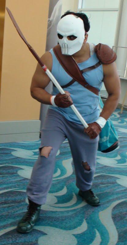 Casey Jones from Teenage Mutant Ninja Turtles by trivto on ... - photo#27