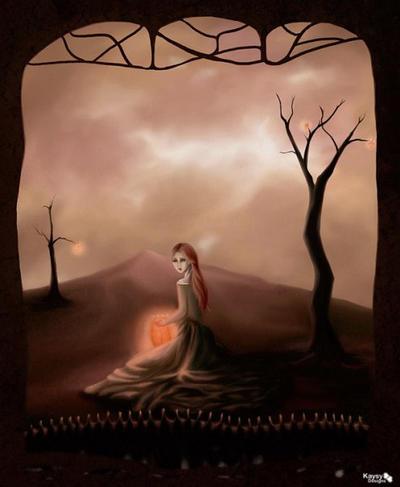 Melancholia by kaysy