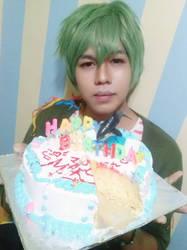 Happy Birthday Makoto