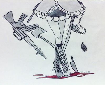 Dress to Kill by Cheshirix