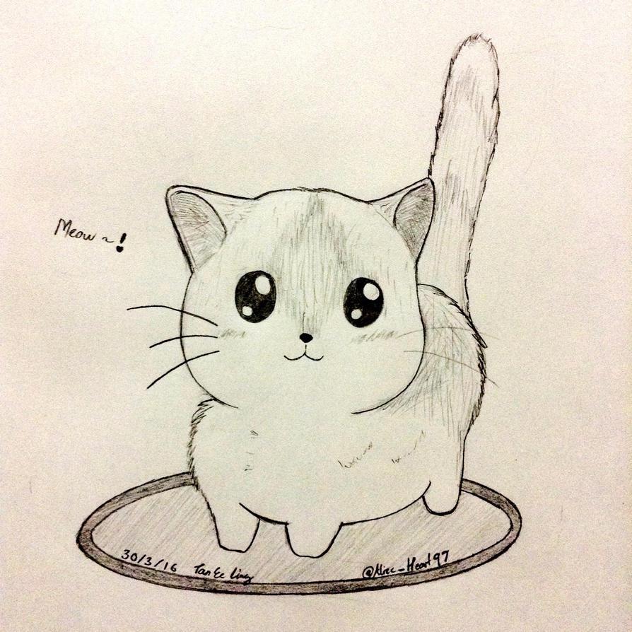 Meow~ by Cheshirix