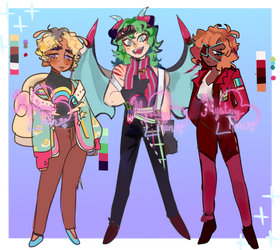 1-3 OPEN Dec. Adoptables Batch