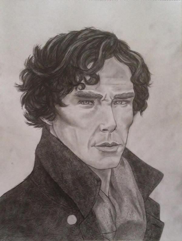 Sherlock by x-spader-x