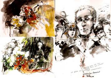 crash into me sketches 2 by starstray