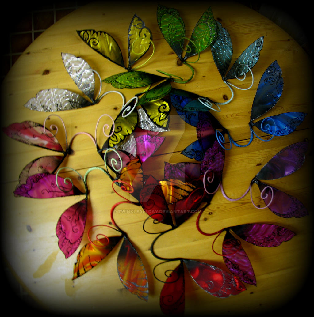Small Kids size Fairy Wings by Twinkleallday