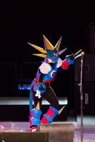 Greiga Rockman Cosplay by ryoneko